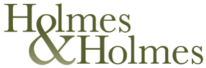 Holmes and Holmes Logo